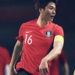 South korea player