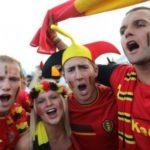 Belgien vs Finland