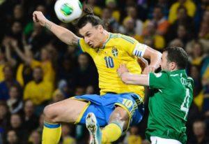Irland Vs Schweden