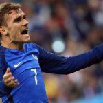 Italien vs Frankrike