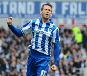 Brighton football player