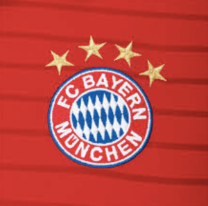 fc bayern klubbmärke