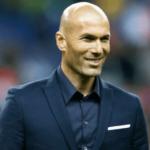 Zinedine Zidane coach Real