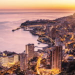 Monaco town