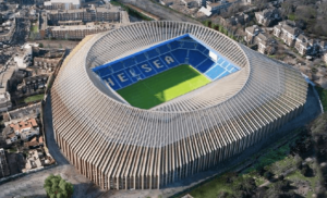 Chelsea home ground