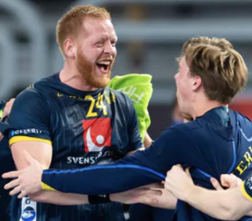 final handbolls-vm sverige - danmark